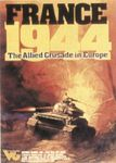 Board Game: France 1944: The Allied Crusade in Europe