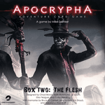 Board Game: Apocrypha Adventure Card Game: Box Two – The Flesh