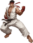 Character: Ryu (Street Fighter)