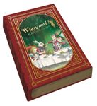 Board Game: Where am I ? Alice in a Mad Tea party