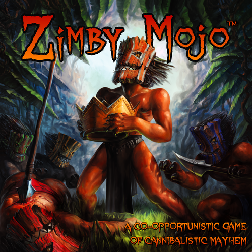 Board Game: Zimby Mojo