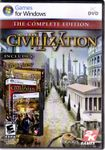 Video Game Compilation: Civilization IV: The Complete Edition