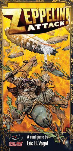 Board Game: Zeppelin Attack!