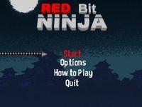 Video Game: Red Bit Ninja