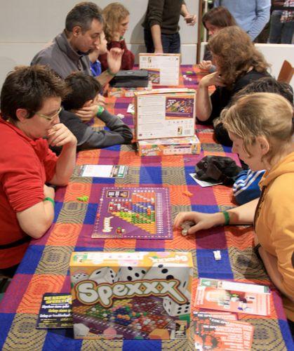 Board Game: Spexxx