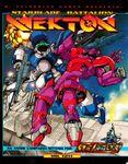 RPG Item: Starblade Battalion Mekton