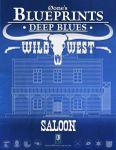 RPG Item: 0one's Blueprints: Deep Blues: Wild West - Saloon