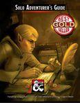 RPG Item: Solo Adventurer's Guide