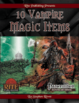 RPG Item: 10 Vampire Magic Items