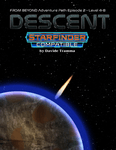 RPG Item: From Beyond Adventure Path Episode 2: Descent (SF)
