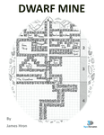 Board Game: Dwarf Mine