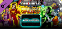 Video Game: Sentinels of the Multiverse: Wrath of the Cosmos