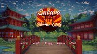 Video Game: Sakura Shrine Girls