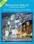 RPG Item: Dungeon Delve Adventure #3: The Misty Halls of Kalávorka