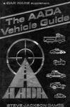 Board Game: The AADA Vehicle Guide