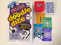 Board Game: Doodle Dice