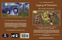 RPG Item: 1 on 1 Adventures #09: Legacy of Darkness