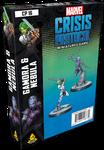 Board Game: Marvel: Crisis Protocol – Gamora & Nebula