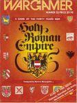 Board Game: Holy Roman Empire