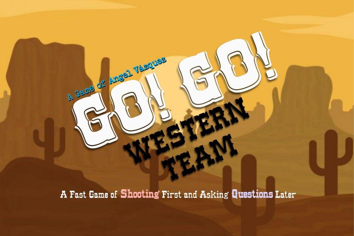 GO! GO! Western Team