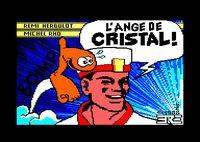 Video Game: L'Ange de Cristal