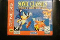Video Game Compilation: Sonic Classics