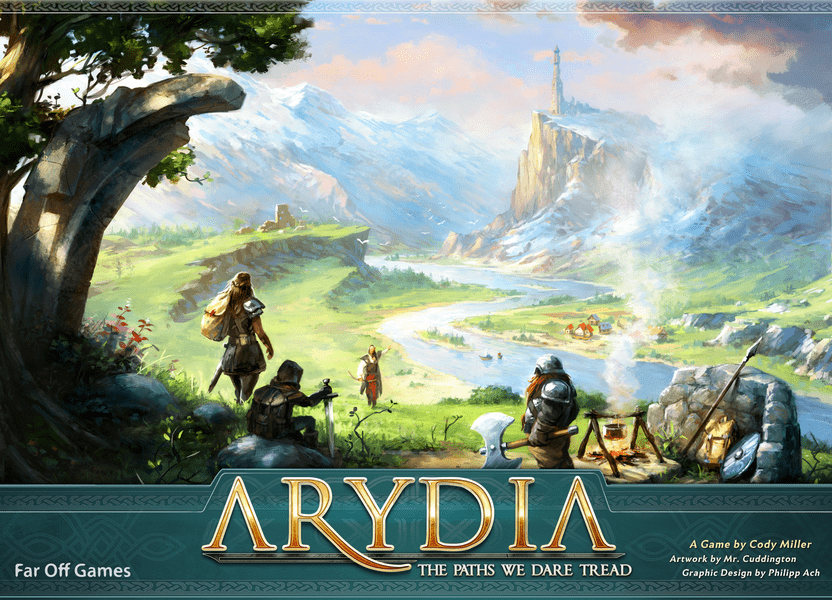 Arydia: The Paths We Dare Tread