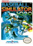 Video Game: Baseball Simulator 1.000