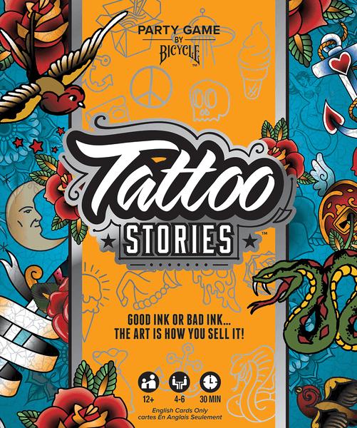 Tattoo Stories Cover Art