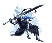 Character: Artorias The Abysswalker