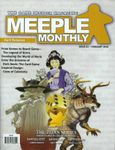 Issue: Meeple Monthly (Issue 62 - Feb 2018)