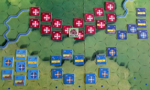 Board Game: A Hill Near Hastings: The Beginning of the Norman Conquests