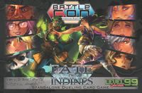 Board Game: BattleCON: Fate of Indines