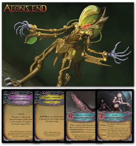 Board Game: Aeon's End: The Depths