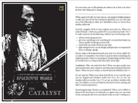 RPG Item: A Battlebabe Supplement for Apocalypse World: The Catalyst