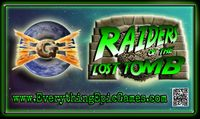 Board Game: Raiders of the Lost Tomb