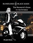RPG Item: The Neophyte's Guide to the Invisible