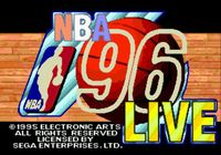 Video Game: NBA Live 96
