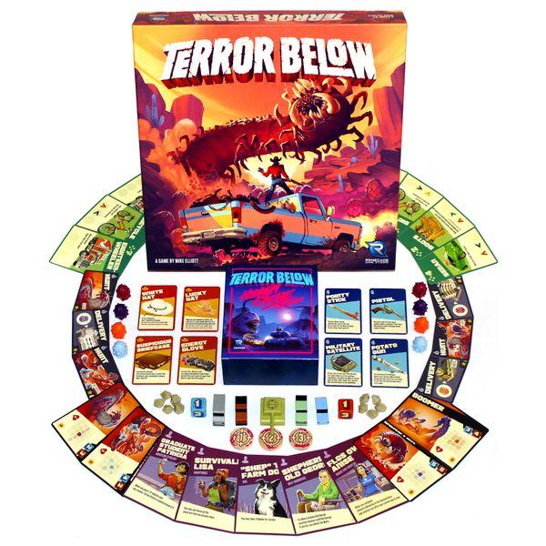 An arrangement for Terror Below!