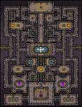 RPG Item: VTT Map Set 157: Court of the Fey King