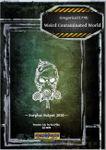 RPG Item: Weird Contaminated World - Surplus Output 2020