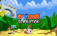 Video Game: Worms: Revolution