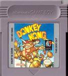 Video Game: Donkey Kong (Game Boy)