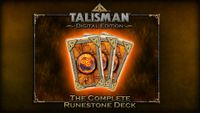 Video Game: Talisman: Digital Edition – The Complete Runestone Deck
