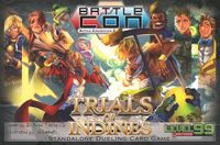 Board Game: BattleCON: Trials of Indines