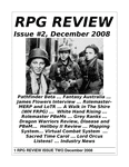 Issue: RPG Review (Issue 2 - Dec 2008)