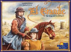El Grande Cover Artwork