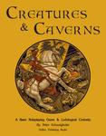 RPG Item: Creatures & Caverns (Second Edition)
