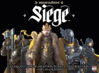 Board Game: Siege