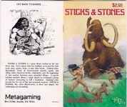 Board Game: Sticks & Stones